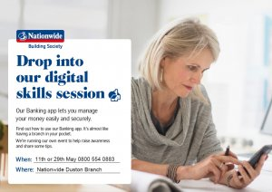 Nationwide Building Society Digital Skills Session