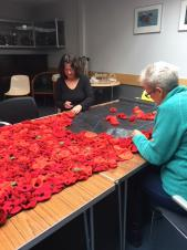 Poppy Pinning Sessions
