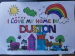 Image: I Love My Home In Duston by Sophia, Aged 5