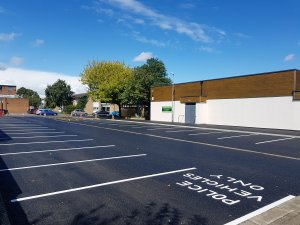 Car Park Reopened